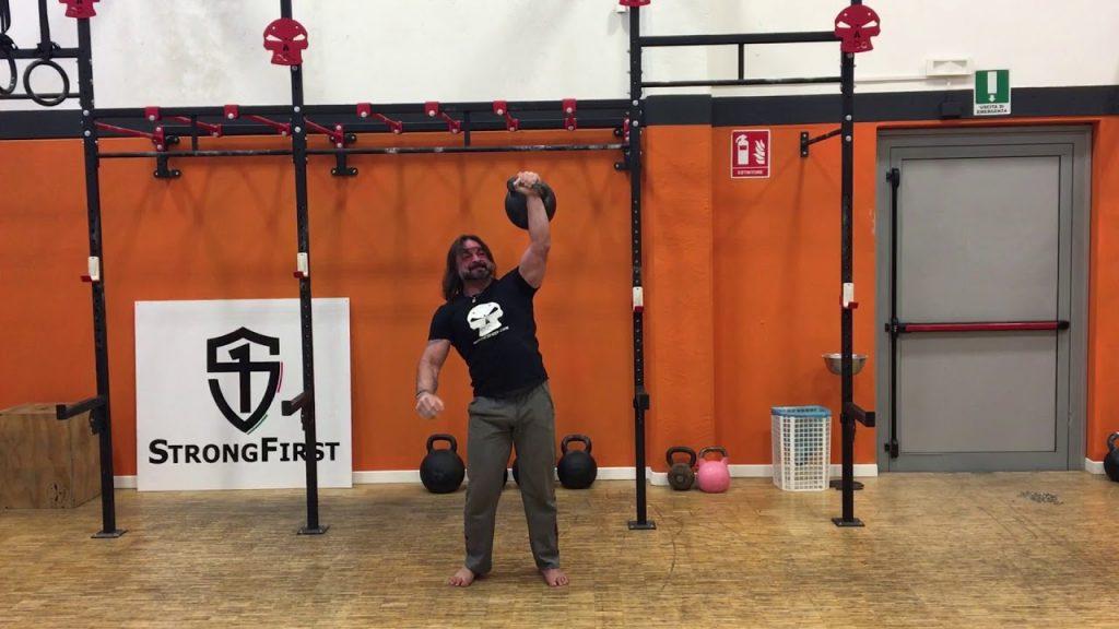 Fabio Zonin Strongfirst Pure Power Academy GFM BPRO Italia